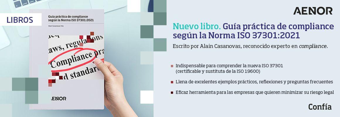 Guía práctica de compliance ISO 37301