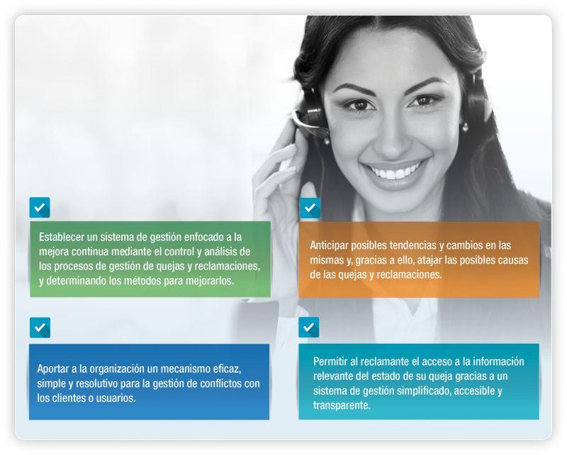 Beneficios de la implantación de la UNE-ISO 10002