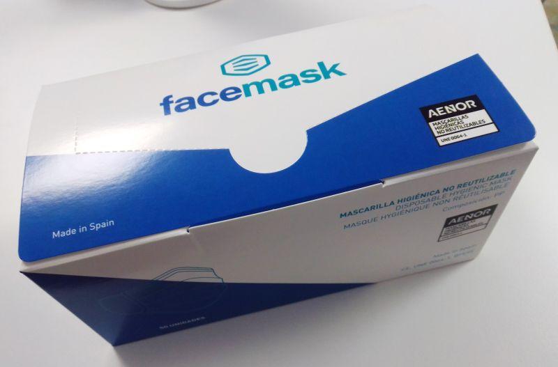 Face Mask se creó en mayo de 2020. Este proyecto empresarial pone el foco, principalmente, en la  ...