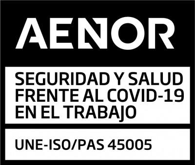 UNE-ISO/PAS 45005: AENOR refuerza sus soluciones frente al COVID-19