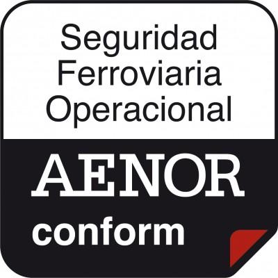Nueva certificación de Seguridad Ferroviaria Operacional
