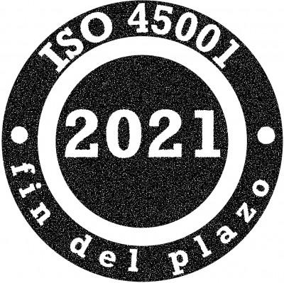 Primer año de la ISO 45001